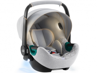Autosedačka Baby-Safe iSense, Nordic Grey