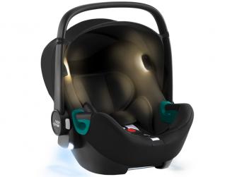 Autosedačka Baby-Safe iSense, Space Black