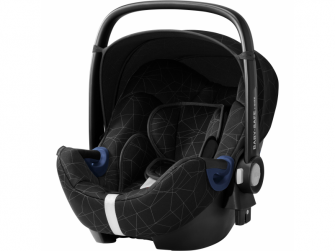 Autosedačka Baby-Safe 2 i-Size Bundle Flex, Crystal Black 2