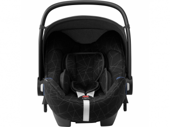Autosedačka Baby-Safe 2 i-Size Bundle Flex, Crystal Black 5