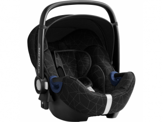 Autosedačka Baby-Safe 2 i-Size Bundle Flex, Crystal Black 6