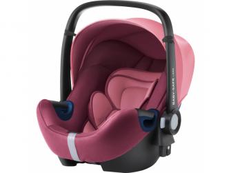 Autosedačka Baby-Safe 2 i-Size Bundle Flex, Wine Rose 4