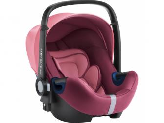 Autosedačka Baby-Safe 2 i-Size Bundle Flex, Wine Rose 5
