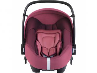 Autosedačka Baby-Safe 2 i-Size Bundle Flex, Wine Rose 7
