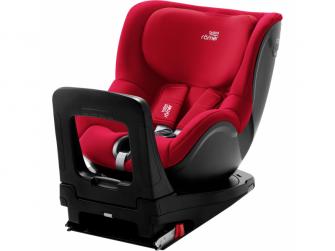 Autosedačka Dualfix M i-Size, Fire Red 6