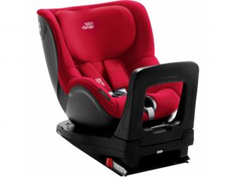 Autosedačka Dualfix M i-Size, Fire Red 8
