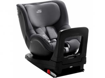 Autosedačka Dualfix M i-Size, Storm Grey 9