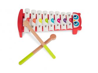 Hudební nástroje dřevěné Mini Melody Band 2