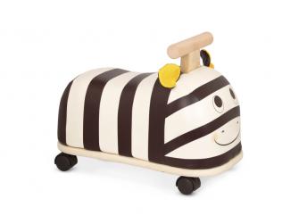 Odrážedlo dřevěné Zebra 2