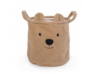 Koš na hračky Teddy 30x30x30 cm