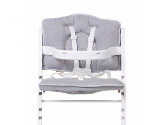 Sedací polštářky do rostoucí židličky Jersey Grey 2