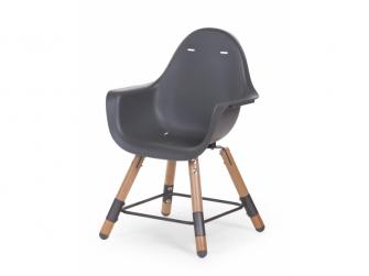 Židlička 2v1 Evolu 2 Natural / Anthracite 2