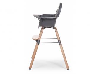 Židlička 2v1 Evolu 2 Natural / Anthracite 4