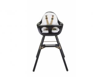 Sedací podložka do židličky Evolu Jersey Gold Dots 5