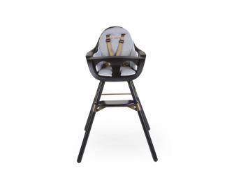 Sedací podložka do židličky Evolu Jersey Gold Dots 6