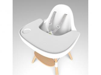 Pult k židličce Evolu 2 ABS White 2