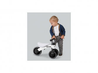 Dětské odrážedlo Baby Bike Vroom White 3