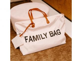 Cestovní taška Family Bag White 3