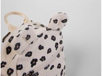 Dětský batoh My First Bag Canvas Leopard 5