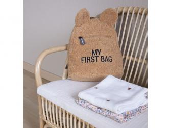 Dětský batoh My First Bag Teddy Beige 10