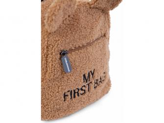 Dětský batoh My First Bag Teddy Beige 5