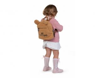 Dětský batoh My First Bag Teddy Beige 7