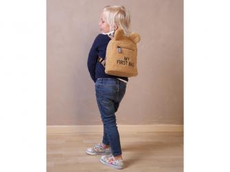 Dětský batoh My First Bag Teddy Beige 9