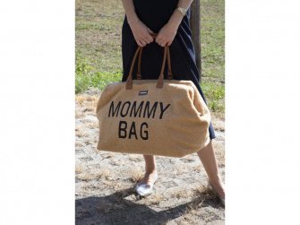 Přebalovací taška Mommy Bag Teddy Beige 8