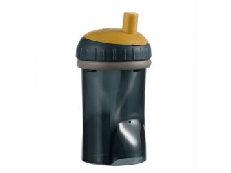 Dětský hrneček s brčkem clay, 250 ml