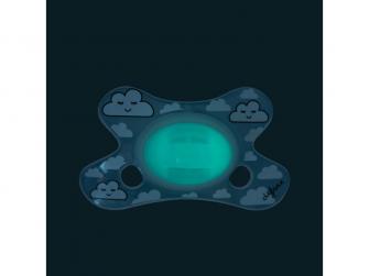 Dudlík sviticí ve tmě Natural 0+