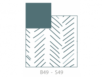 Buddy multifunkční podložka Col.B49 2