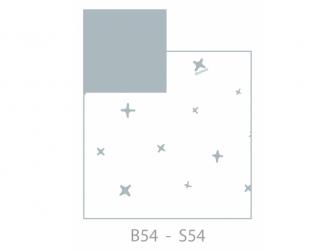 Buddy multifunkční podložka Col.B54 3