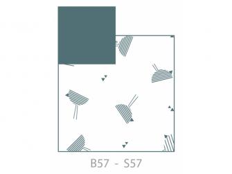 Buddy multifunkční podložka Col.B57 2