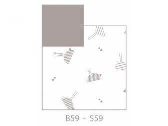 Buddy multifunkční podložka Col.B59 2