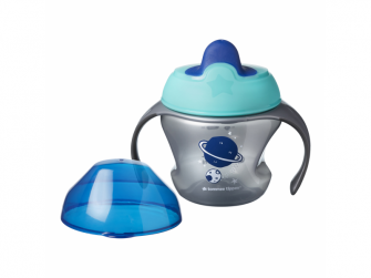 Netekoucí hrnek Sippee Cup 150ml 4m+ Blue 2