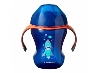 Netekoucí hrnek Sippee Cup 230ml 7m+ Blue