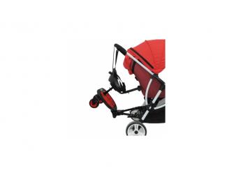 Lady Bug Rider se sedátkem a řidítky 7