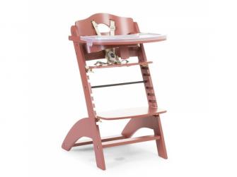 Rostoucí židlička Lambda 3 Red Brick