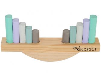 Dřevěná balanční hra