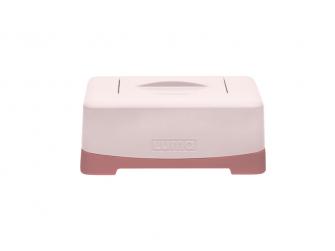 Box na vlhčené ubrousky Blossom Pink 2