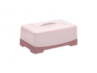 Box na vlhčené ubrousky Blossom Pink 4