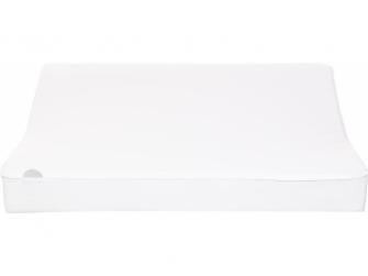 Velká přebalovací podložka Luma XL 77x74 s PU potahem Snow White 4
