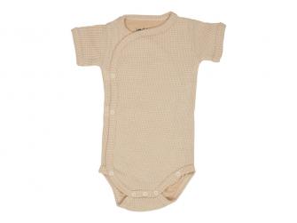 Romper Short Sleeves Ciumbelle Ivory vel. 56