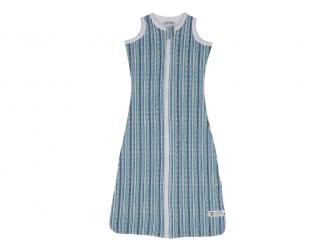 Hopper Sleeveless Stripe Xandu Dusty Turquoise vel. 50/62