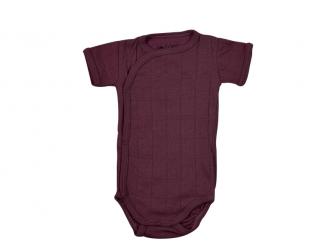 Romper Solid Short Sleeves Nocture vel. 68