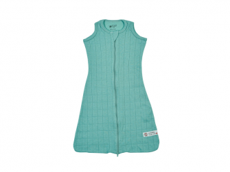 Hopper Sleeveless Solid Dusty Turquoise 50/62