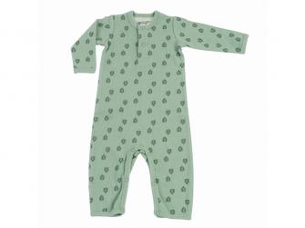 Jumper Print Rib Silt Green 62