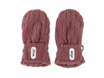 Mittens Empire Fleece Rosewood 1 - 2 roky