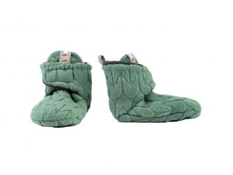 Slipper Fleece Empire Green Bay 3 - 6 měsíců