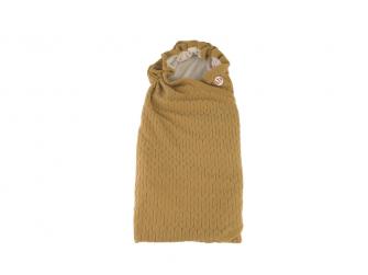 Wrapper Fleece Empire Dark Honey